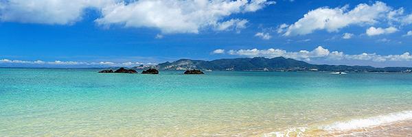 海のバナー